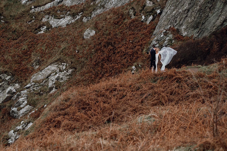hochzeitsfotograf irland hochzeit küste