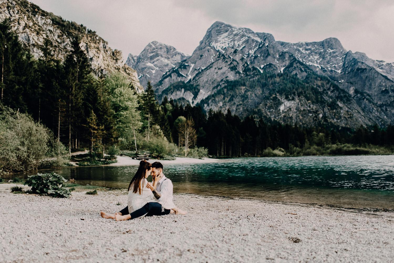 elopement berge hochzeitsfotograf österreich