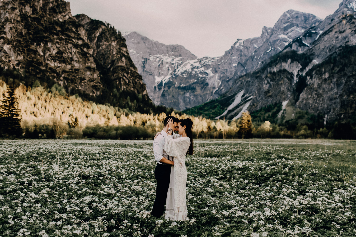 boho wedding austria