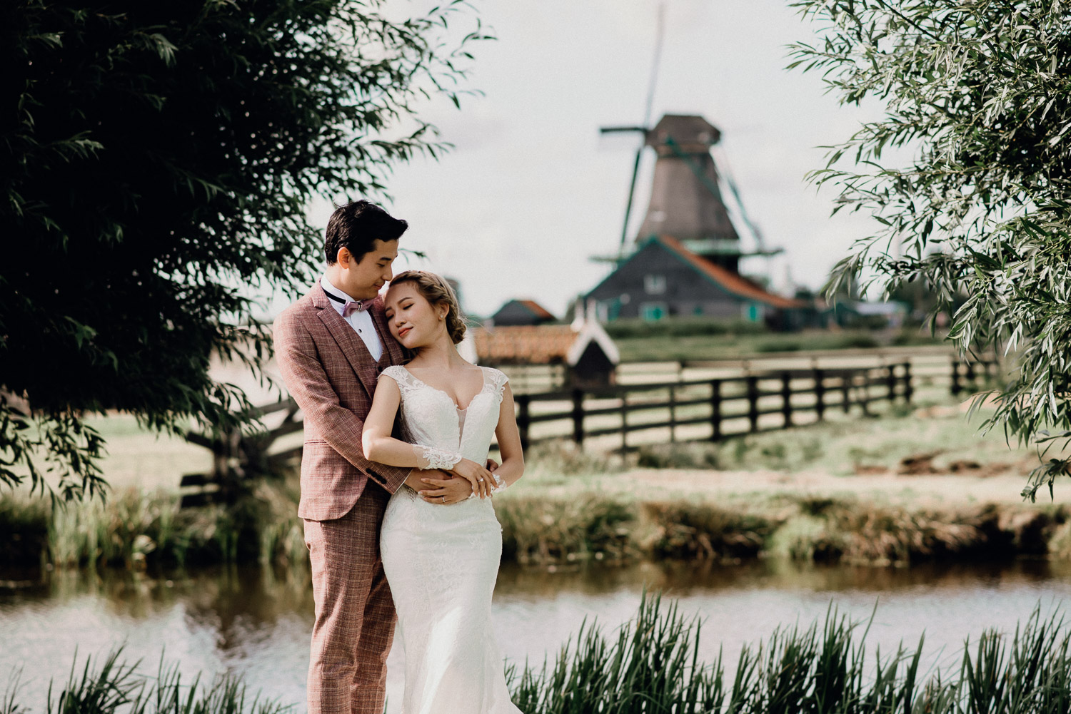 after wedding shooting netherlands destination photographer