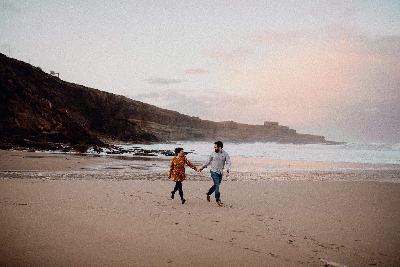 Verlobungssession in Portugal