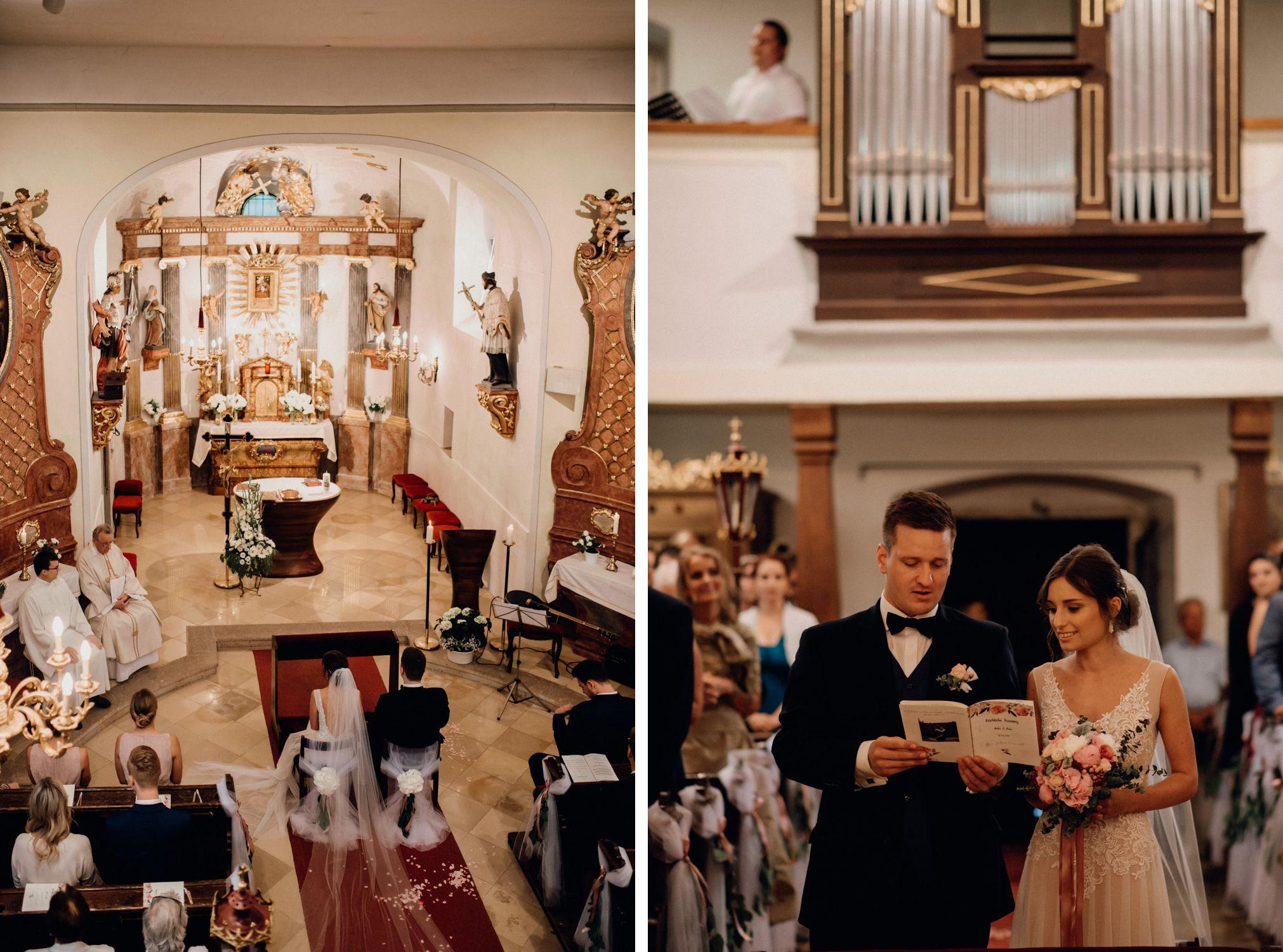 kirchliche Hochzeit wien