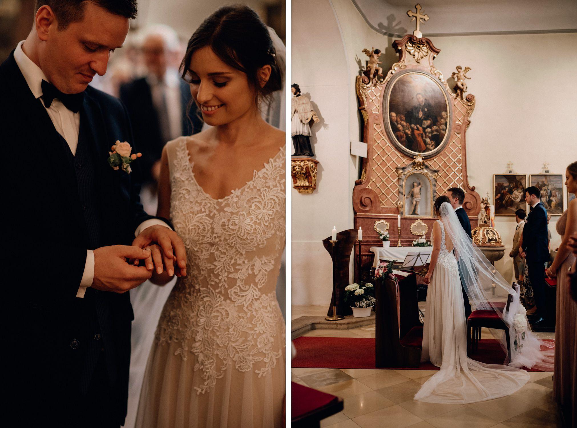 Hochzeitsfotograf Kirche
