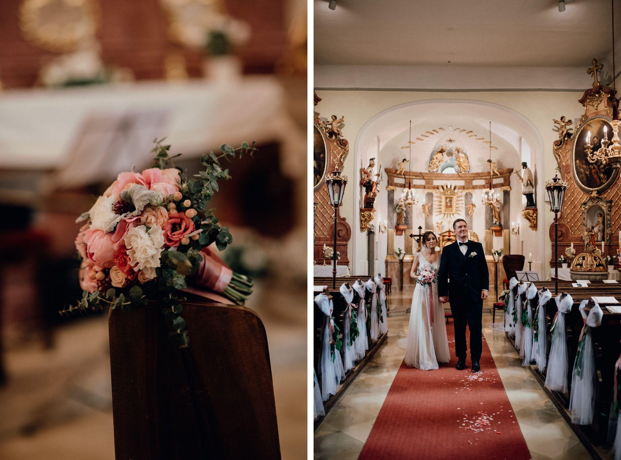 kirchliche Hochzeit niederösterreich