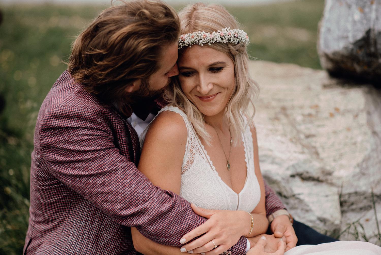 Hochzeit am Berg österreich