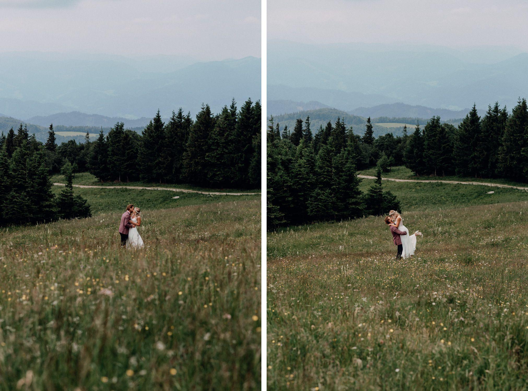hochzeitsfotografin österreich rustic