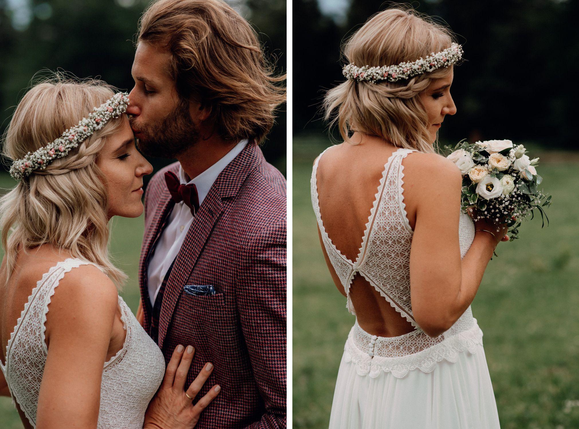 rustikale Hochzeit