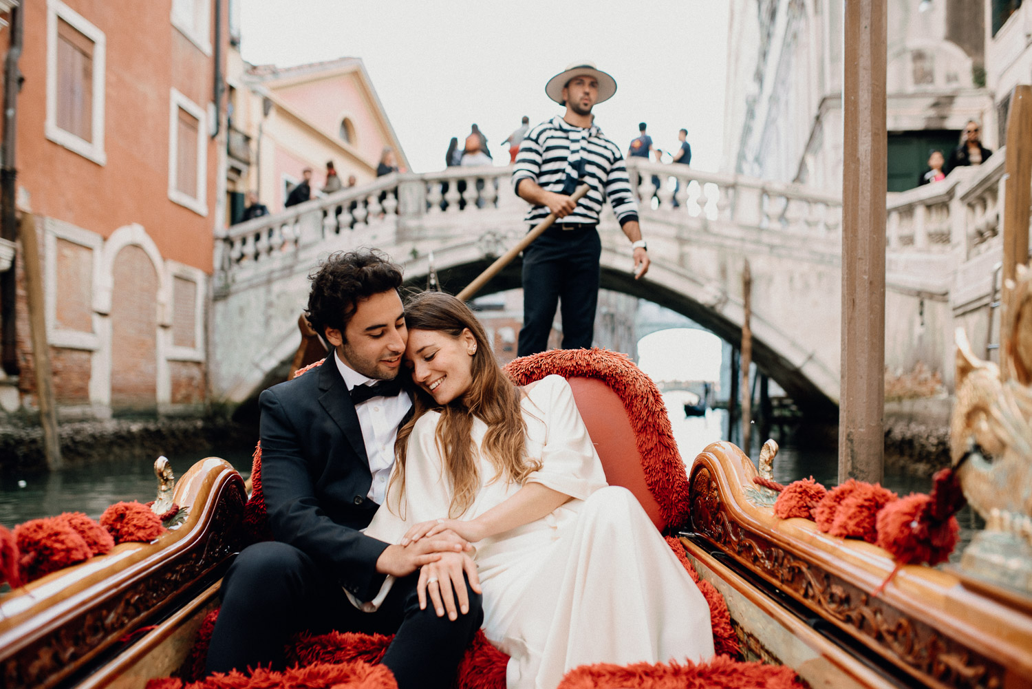 fotograf Venedig after wedding shooting