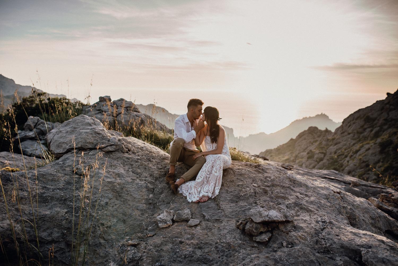 mallorca hippie elopement fotograf