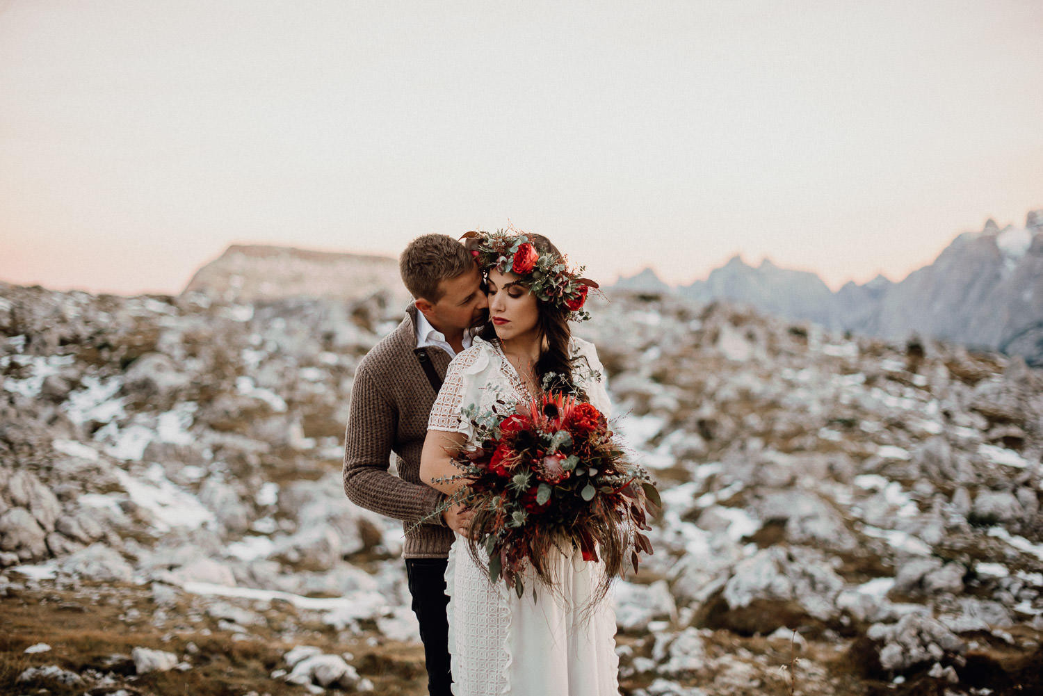 dolomiti wedding