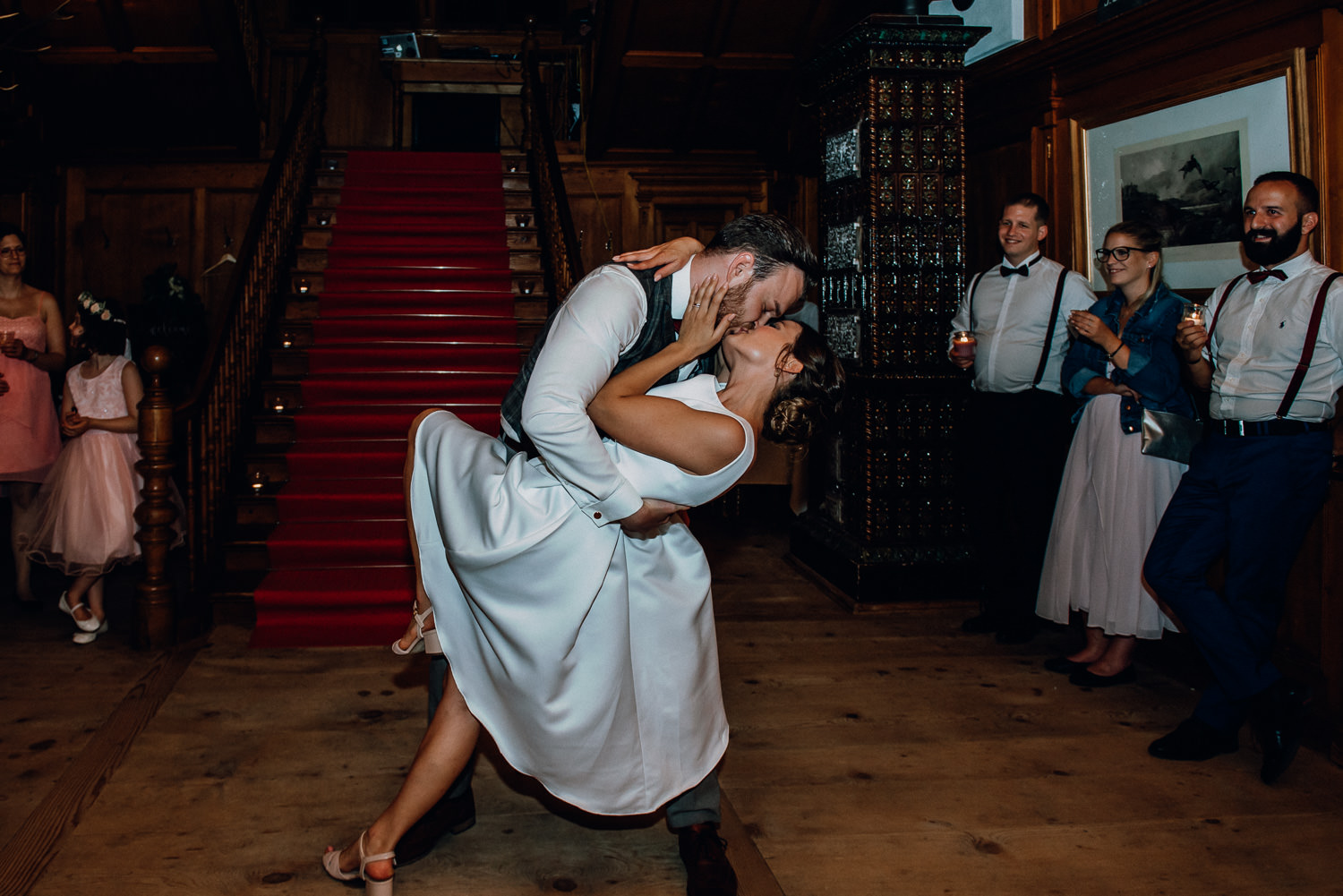 villa maund first dance