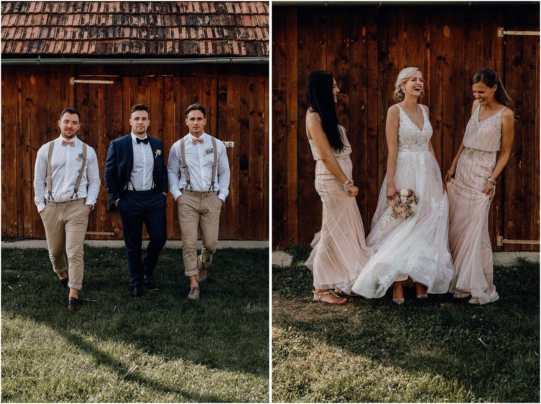 Hochzeit Scheune